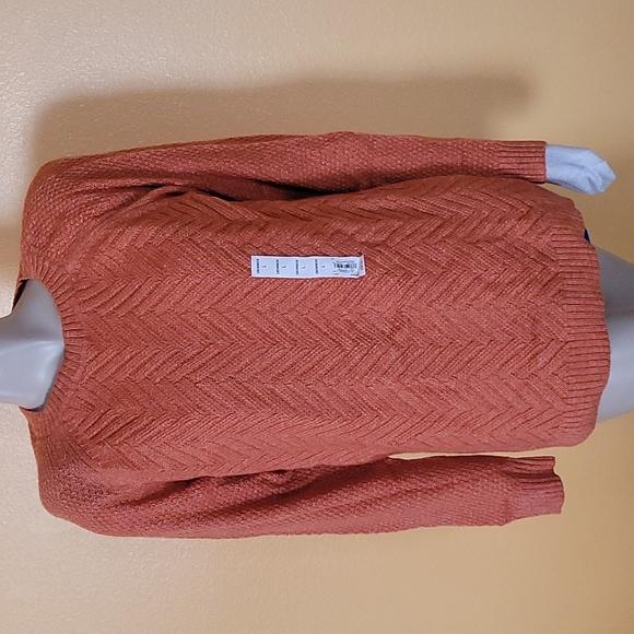 NWT! Misses Sonoma Crewneck Sweater